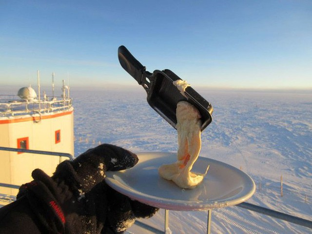 Nấu nướng ở nhiệt độ - 70 độ C là một trong những trải nghiệm kinh hoàng nhất thế giới này - Ảnh 3.