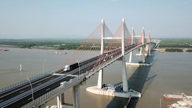 Chiêm ngưỡng cây cầu hơn 7.000 tỷ đồng nối liền Hải Phòng - Quảng Ninh - Ảnh 5.