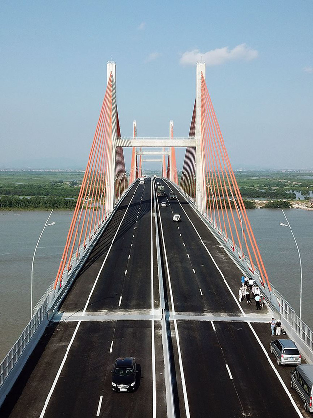 Chiêm ngưỡng cây cầu hơn 7.000 tỷ đồng nối liền Hải Phòng - Quảng Ninh - Ảnh 6.