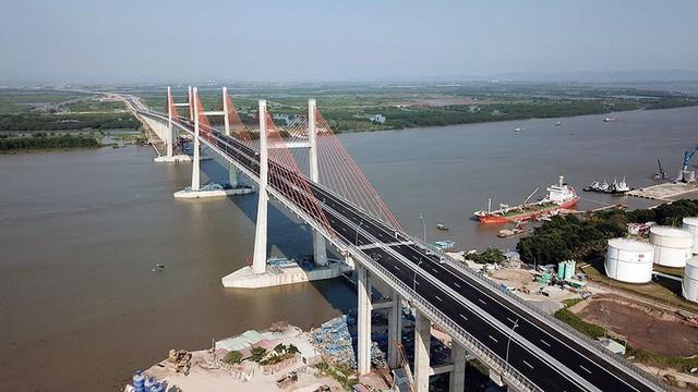Chiêm ngưỡng cây cầu hơn 7.000 tỷ đồng nối liền Hải Phòng - Quảng Ninh - Ảnh 9.