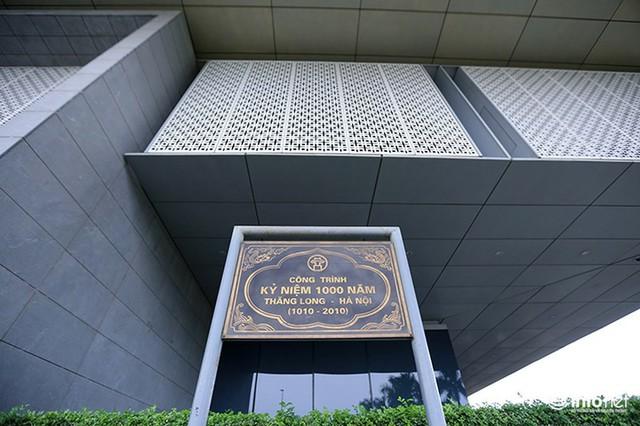 Công trình nghìn tỷ bị lãng quên giữa Thủ đô Hà Nội - Ảnh 2.