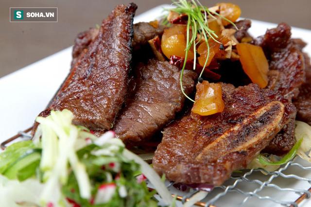 Ăn một ít thịt bò rất tốt nhưng nếu ăn quá số lượng này sẽ có nguy cơ mắc 2 bệnh ung thư - Ảnh 1.