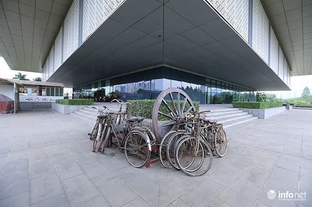 Công trình nghìn tỷ bị lãng quên giữa Thủ đô Hà Nội - Ảnh 6.