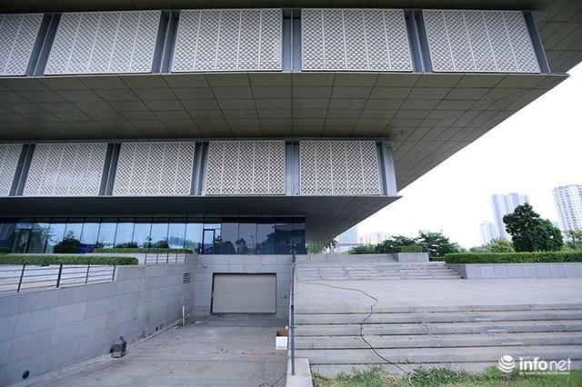 Công trình nghìn tỷ bị lãng quên giữa Thủ đô Hà Nội - Ảnh 8.