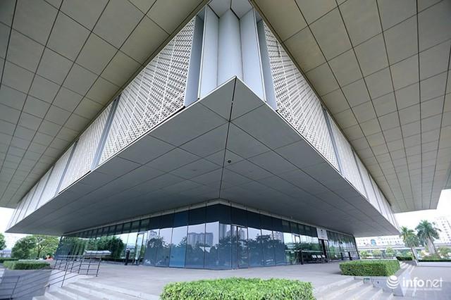 Công trình nghìn tỷ bị lãng quên giữa Thủ đô Hà Nội - Ảnh 10.