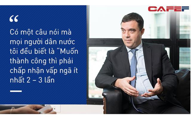 Đại sứ Israel: Tôi nhìn thấy Việt Nam có nhiều điểm tương đồng với Israel! - Ảnh 5.
