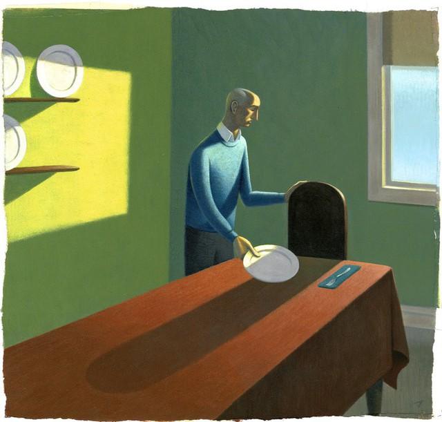 Nghịch lý thay khi xã hội càng phát triển, con người càng cảm thấy cô đơn - Ảnh 6.