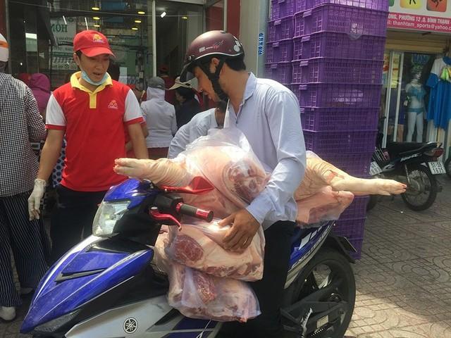 Giá tăng lên đỉnh khiến thịt heo trở thành đặc sản - Ảnh 1.