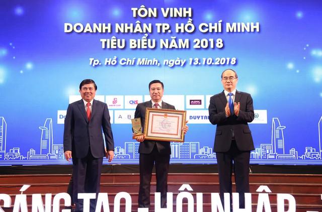 CEO Tập đoàn Hưng Thịnh: Là doanh nhân, có 2 chữ nhất định phải đặt lên vị trí hàng đầu - Ảnh 3.