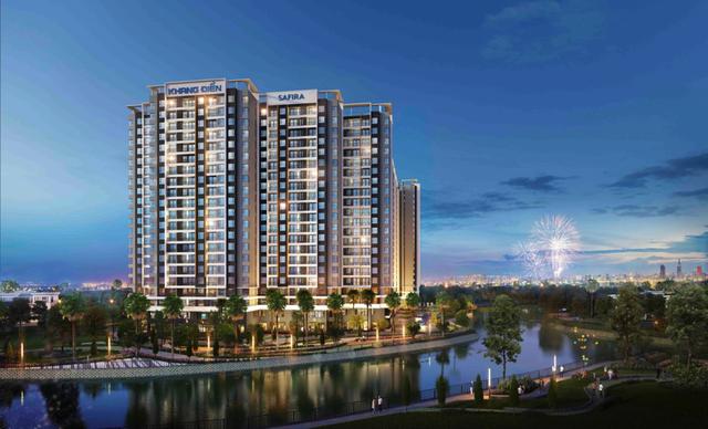 Pháp lý minh bạch của dự án căn hộ Safira (Khang Điền) - Ảnh 1.
