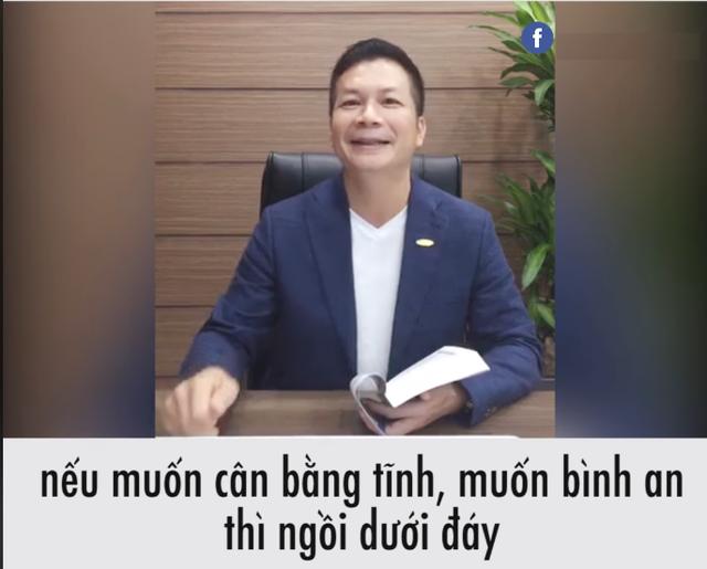 Shark Phạm Thanh Hưng: Cuộc sống không bao giờ có sự cân bằng, chỉ khi ngồi bệt dưới đáy thì mới bình an, muốn ở đỉnh cao thì phải chấp nhận mọi thứ luôn sẵn sàng xô ngã mình - Ảnh 1.