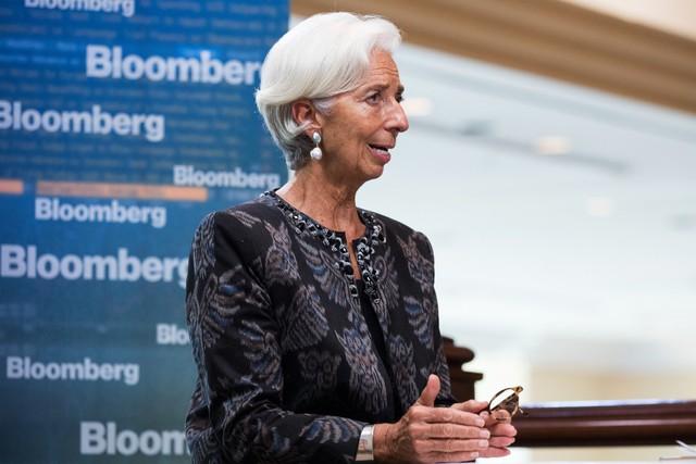 Lãnh đạo tài chính toàn cầu thúc giục tìm giải pháp cho Chiến tranh Thương mại Mỹ - Trung - Ảnh 1.