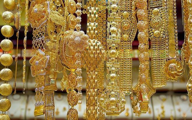 Choáng ngợp trước chợ vàng lớn nhất thế giới ở Dubai - Ảnh 11.