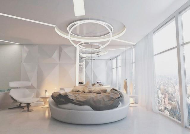 Bày biện, trang trí phòng ngủ đặc biệt khiến nhiều người mê mẩn - Ảnh 6.
