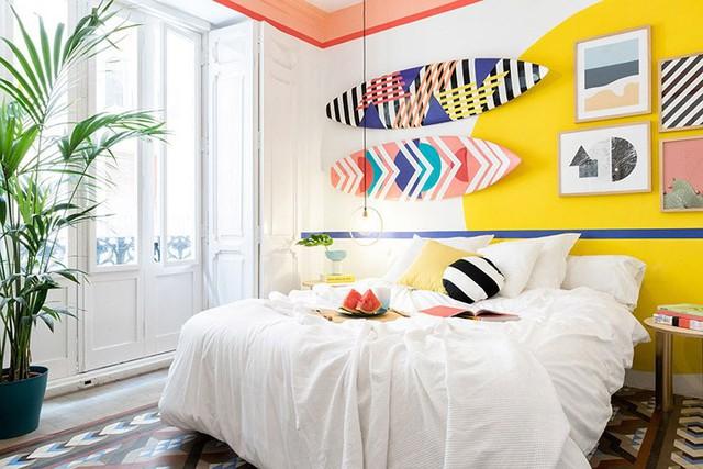 Bày biện, trang trí phòng ngủ đặc biệt khiến nhiều người mê mẩn - Ảnh 7.