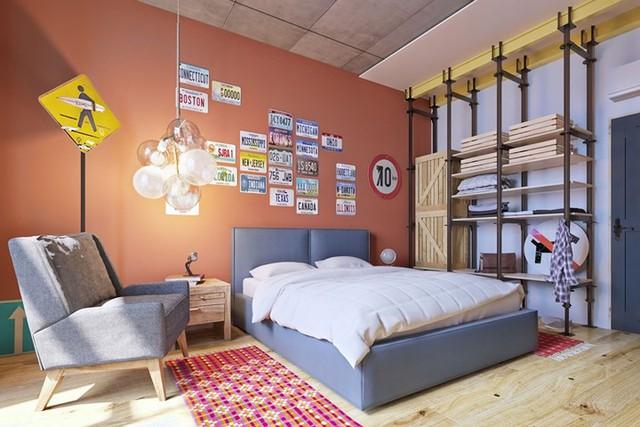 Bày biện, trang trí phòng ngủ độc đáo khiến nhiều người mê mẩn - Ảnh 10.