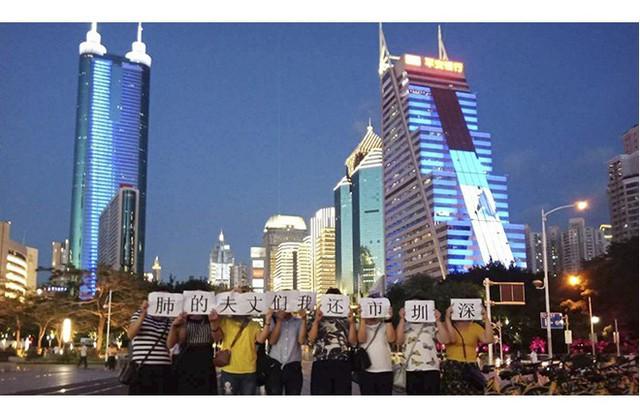 Bán mạng cho phép màu kinh tế ở Trung Quốc: Nạn nhân đấu tranh đòi tiền lo đám tang của chính mình - Ảnh 2.