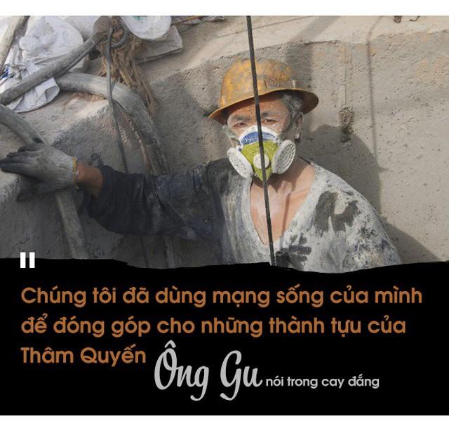 Bán mạng cho phép màu kinh tế ở Trung Quốc: Nạn nhân đấu tranh đòi tiền lo đám tang của chính mình - Ảnh 5.