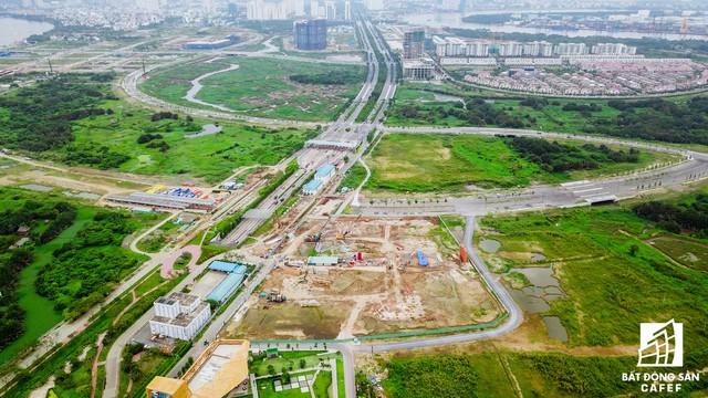 Toàn cảnh khu đất vàng Thủ Thiêm, dự định xây quảng trường hơn 2.000 tỷ có tên Chủ tịch Hồ Chí Minh - Ảnh 7.