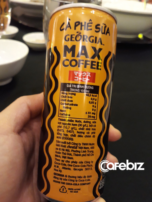 Đại gia Coca-Cola nhảy vào thị trường cà phê lon tại Việt Nam: Ít đường béo hơn Highlands, không pha đậu nành như Nescafé, giá ngang ngửa cà phê lon của Pepsico và Ajinomoto - Ảnh 5.