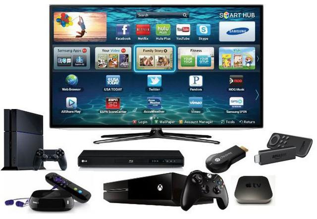 Báo cáo mới này cho thấy vị thế của Samsung trên thị trường TV ngày càng áp đảo như thế nào - Ảnh 1.