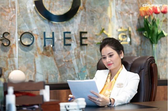 Doanh nhân Hà Bùi: Từ cô công nhân nhặt chỉ đến CEO thời trang Sohee - Ảnh 5.