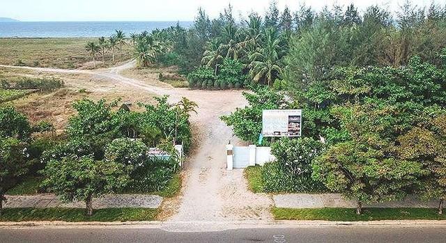 Đà Nẵng yêu cầu thu hồi hơn 3ha đất dự án ven biển của Vũ nhôm - Ảnh 1.