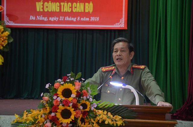 Miễn nhiệm chức danh Ủy viên UBND TP đối với đại tá Lê Văn Tam - Ảnh 1.