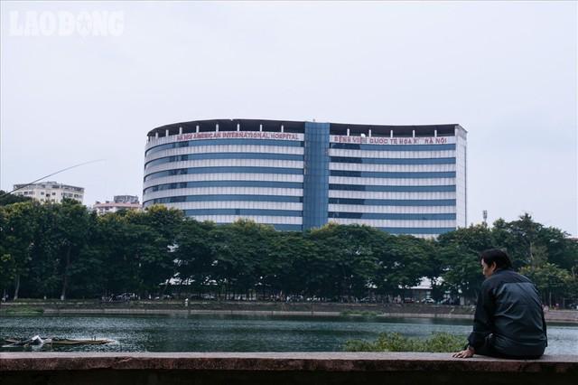 Cận cảnh bệnh viện nghìn tỉ bị lãng quên lạnh lẽo giữa lòng Hà Nội - Ảnh 16.
