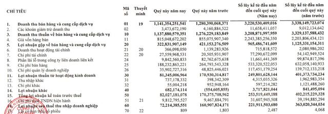 Giá nguyên liệu tăng cao, Nhựa Tiền Phong (NTP) báo lãi sau thuế 9 tháng giảm 39% so với cùng kỳ - Ảnh 1.