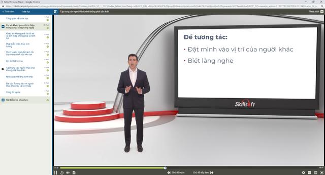 Skillsoft – người khổng lồ về eLearning của Mỹ đến Việt Nam - Ảnh 2.
