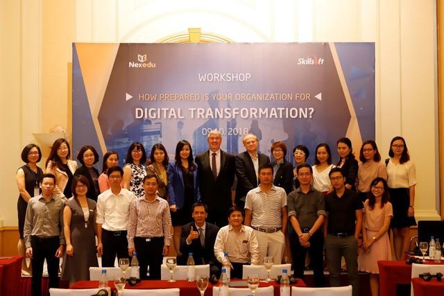 Skillsoft – người khổng lồ về eLearning của Mỹ đến Việt Nam - Ảnh 1.