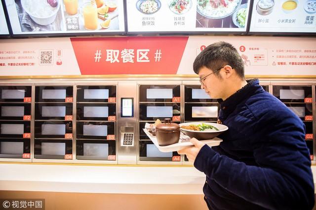 Trung Quốc triệt để tận dụng công nghệ của tương lai để cách mạng hóa ngành bán lẻ - Ảnh 1.