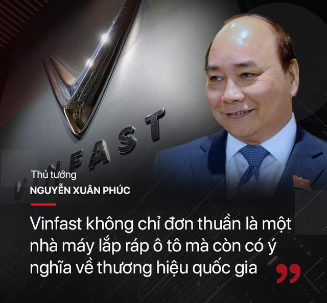 Chiếc xe hơi đầu tiên của VinFast có thiết kế riêng cho người Việt, giá cả phải chăng - Ảnh 1.
