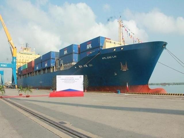 Sẽ tăng giá dịch vụ cảng biển vì... thấp hơn cả Campuchia - Ảnh 1.