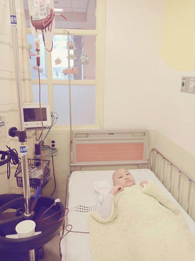 Chỉ sau một lần đau chân dữ dội, bé gái Hà Nội chưa từng biết đến bệnh viện đã được phát hiện mắc bệnh máu trắng - Ảnh 3.