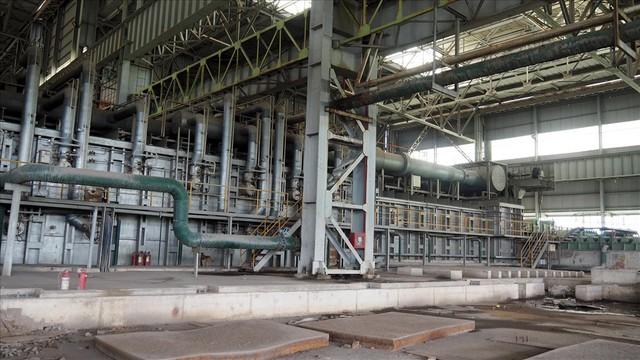 Hậu Vinashin: 8 năm hoang tàn bỏ mặc, không thể tin nổi đây là nhà máy thép từng ngốn 3.300 tỉ đồng đầu tư - Ảnh 4.