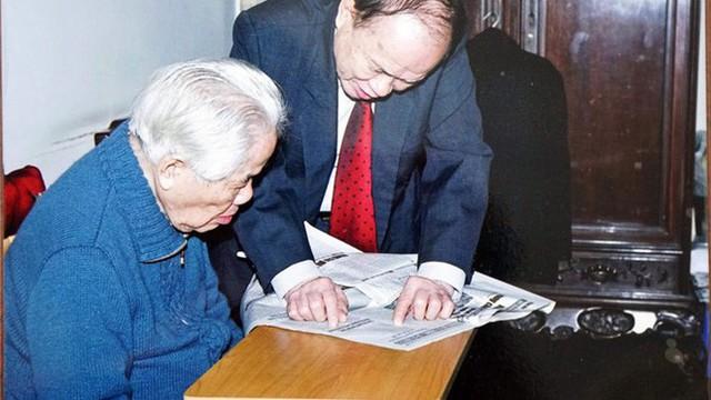 Những ấn tượng sâu đậm nhất về cố Tổng Bí thư Đỗ Mười trong lòng người trợ lý 50 năm - Ảnh 2.