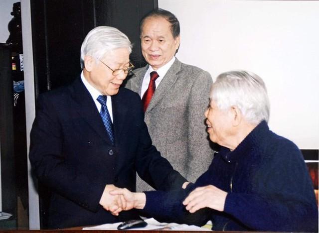 Những ấn tượng sâu đậm nhất về cố Tổng Bí thư Đỗ Mười trong lòng người trợ lý 50 năm - Ảnh 3.