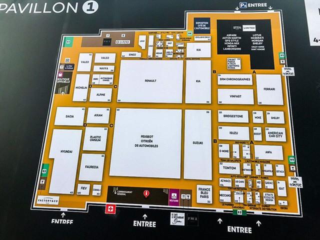 Hé lộ sân khấu VinFast tại Paris Motor Show trước giờ G: Mang cả biểu tượng hoa sen tới nước Pháp - Ảnh 9.