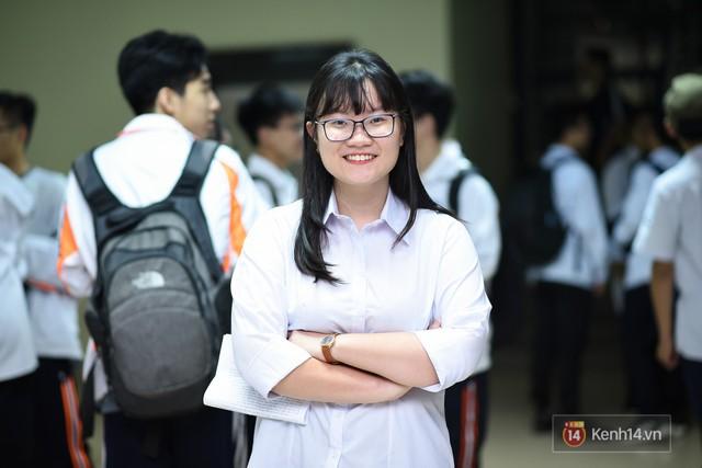Nữ sinh 2000 giành HCV Olympic Sinh học Quốc tế, đạt kỷ lục thí sinh có điểm thi cao nhất thế giới: Ba lô đến trường nặng 8kg toàn là sách vở - Ảnh 3.