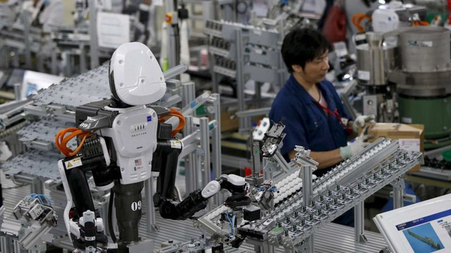Công nghệ đang thay đổi việc làm ở Việt Nam và thế giới như thế nào? - Ảnh 1.