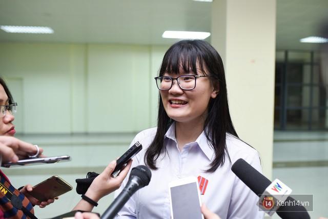 Nữ sinh 2000 giành HCV Olympic Sinh học Quốc tế, đạt kỷ lục thí sinh có điểm thi cao nhất thế giới: Ba lô đến trường nặng 8kg toàn là sách vở - Ảnh 9.