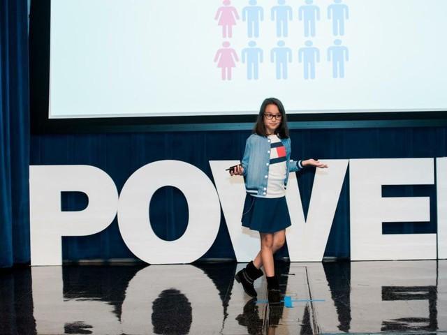 Nữ coder nhí 10 tuổi sở hữu công ty riêng, nhận được lời mời làm việc của Google - Ảnh 1.
