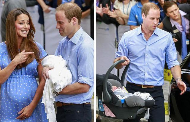 Sự thật thú vị về những đứa trẻ thuộc dòng dõi Hoàng gia - Ảnh 1.