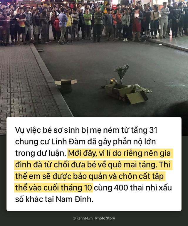Toàn cảnh vụ án mẹ trẻ ném con từ tầng 31 xuống đất ở chung cư Linh Đàm gây chấn động dư luận thời gian qua - Ảnh 1.