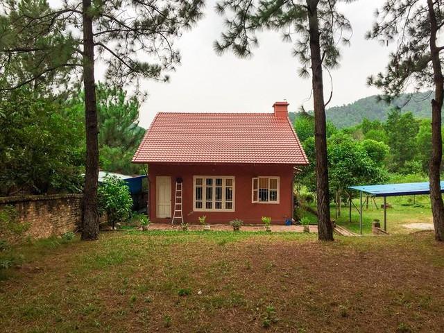 Bên trong khu sinh thái khủng ở Sóc Sơn chính quyền xem là nhà tạm - Ảnh 12.