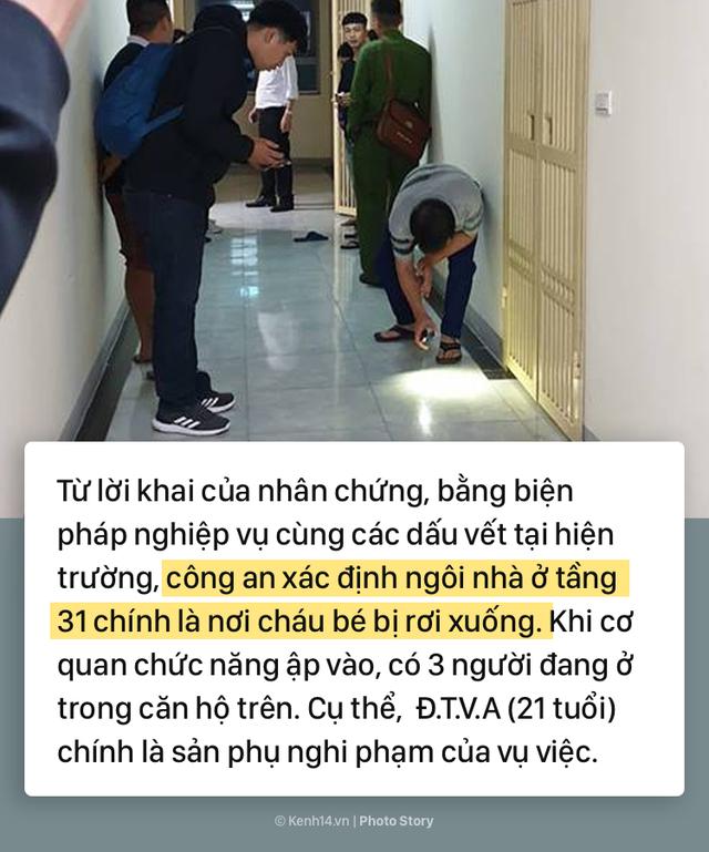 Toàn cảnh vụ án mẹ trẻ ném con từ tầng 31 xuống đất ở chung cư Linh Đàm gây chấn động dư luận thời gian qua - Ảnh 3.