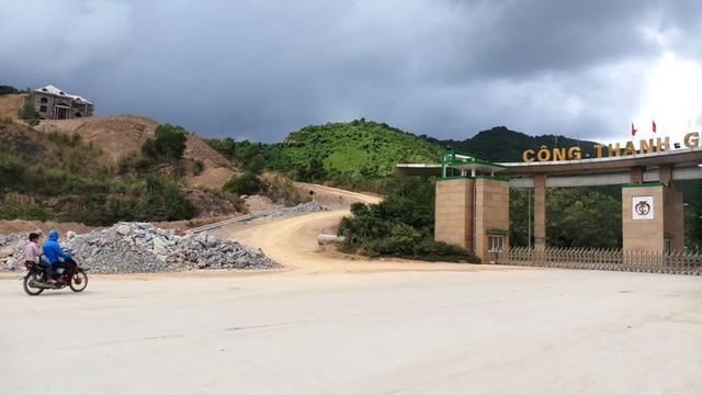 Cận cảnh villa khủng xây trái phép của Công ty xi măng Công Thanh - Ảnh 4.