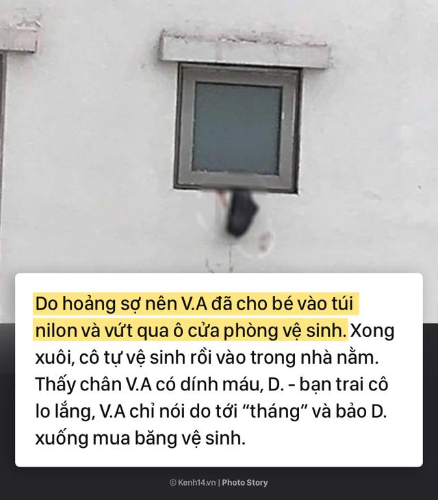Toàn cảnh vụ án mẹ trẻ ném con từ tầng 31 xuống đất ở chung cư Linh Đàm gây chấn động dư luận thời gian qua - Ảnh 5.